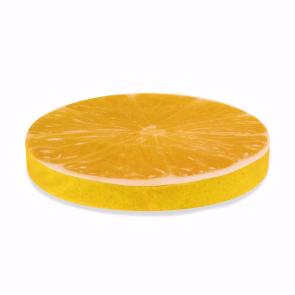 Sarı Limon Tasarım Daire Minder Ø40