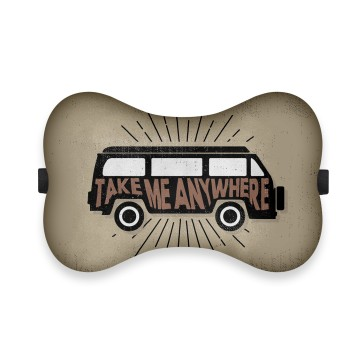 Take Me Anywhere Tasarım Ortopedik Boyun Yastığı