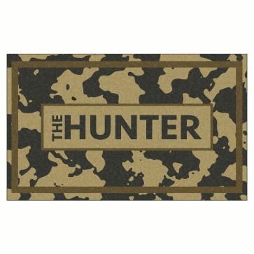 Hunter Avcı Tasarım Kapı Önü ve Ev İçi Paspas 45x75 cm