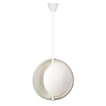 Luna Modern Sarkıt Lamba Beyaz