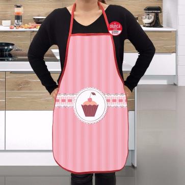 Cupcake Tasarım Mutfak Önlüğü