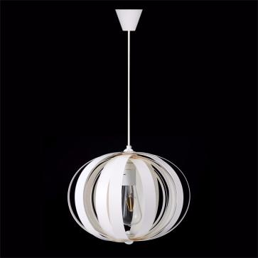 Orbit Modern Sarkıt Lamba Beyaz