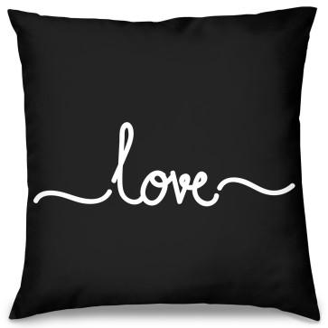Love Tasarım Kırlent Yastık 40x40 cm