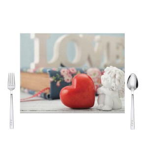 Aşık Melek Tasarım Amerikan Servis 40x30 cm