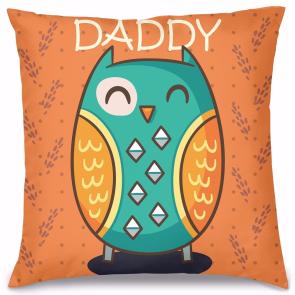 Daddy Tasarım Kırlent Yastık 40x40 cm