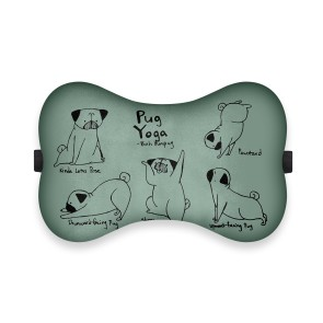 Pug Yoga Tasarım Ortopedik Boyun Yastığı