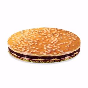 Hamburger Tasarım Daire Minder Ø40