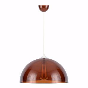 Dome Modern Sarkıt Lamba Karamel