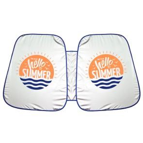 Summer Oto Ön Cam Güneşliği