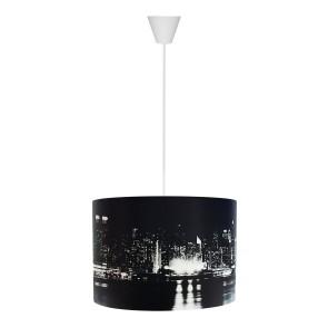 Panora Modern Sarkıt Lamba New York