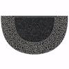 Çakıl Kapı Önü Paspas 40x70 cm Gümüş