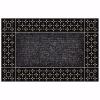 Polaris Kapı Önü Paspas Halılı 45x70 cm Gümüş