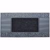 Pebbles Kapı Önü Paspas 40x80 cm Gümüş